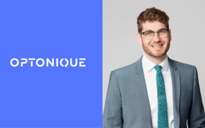 Patrick Sauvageau Elected to Optonique's Board of Directors